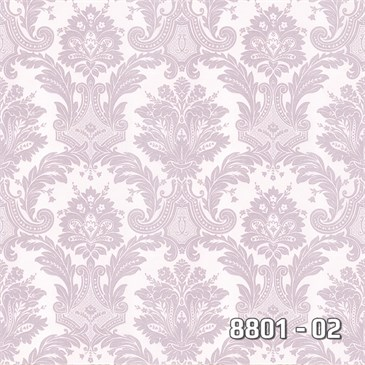 Decowall Royal Port Damask Duvar Kağıdı 8801-02