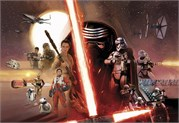Komar 8-492 Star Wars EP7 Collage Duvar Posteri