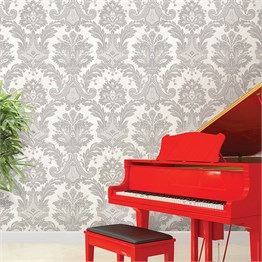 Decowall Royal Port Damask Duvar Kağıdı 8801-03